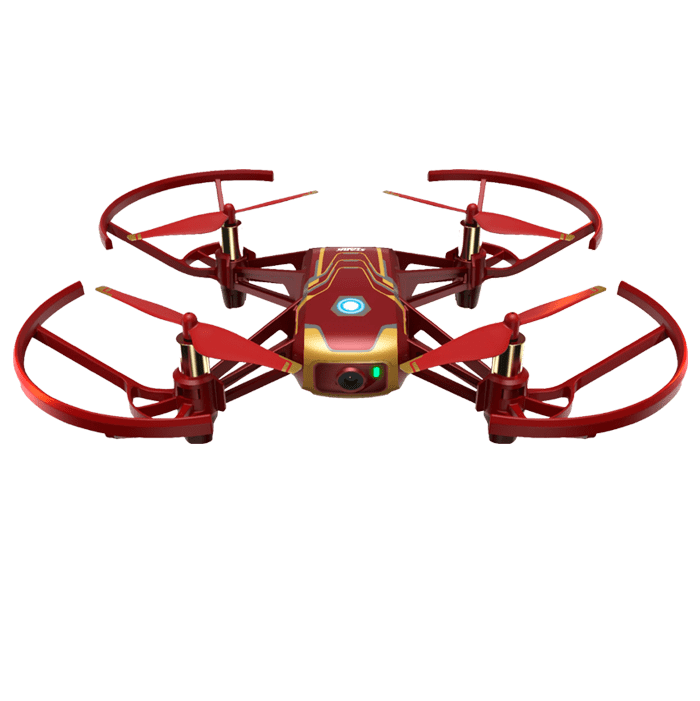 Dji Drone Tello Iron Man Edition