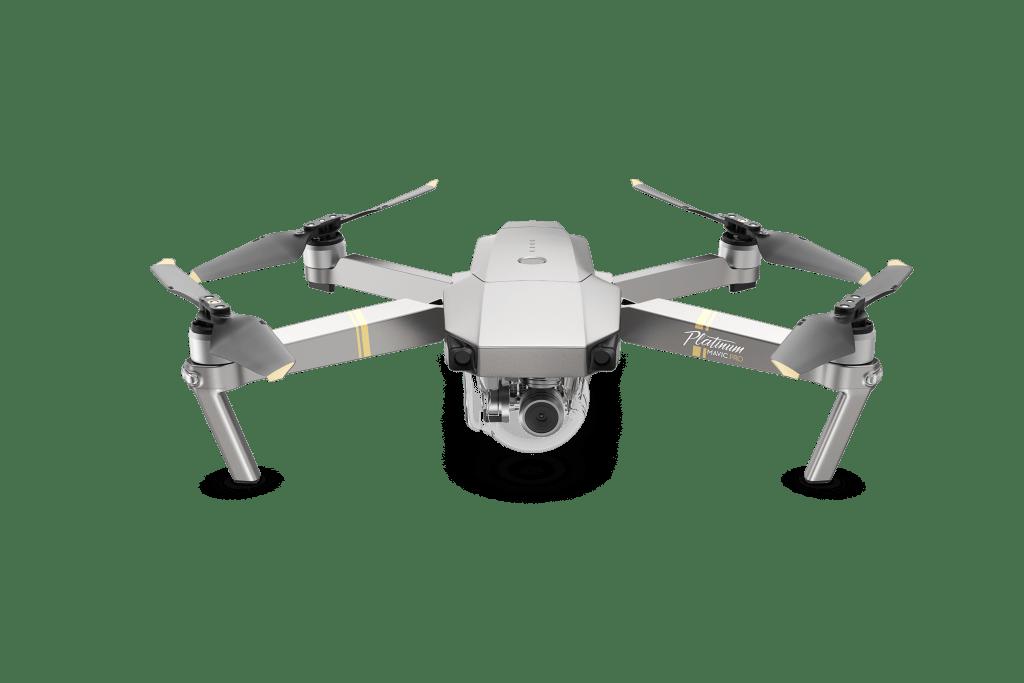 Imagem Drone Mavic Platinum Pro
