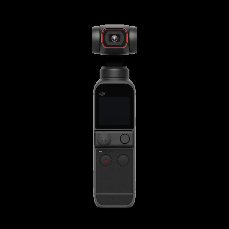 DJI Pocket 2 front